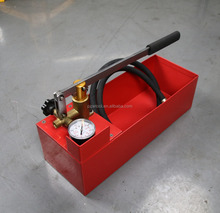 Hongli Pressure Test Pump Manual
