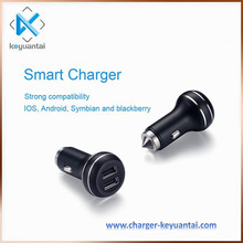 Keyuantai Kyt-605 5V 3.4A Car Charger Dual Usb 2 In 1 For Iphone 7 6 5S Samsung Galaxy S7 Edge Android Phone