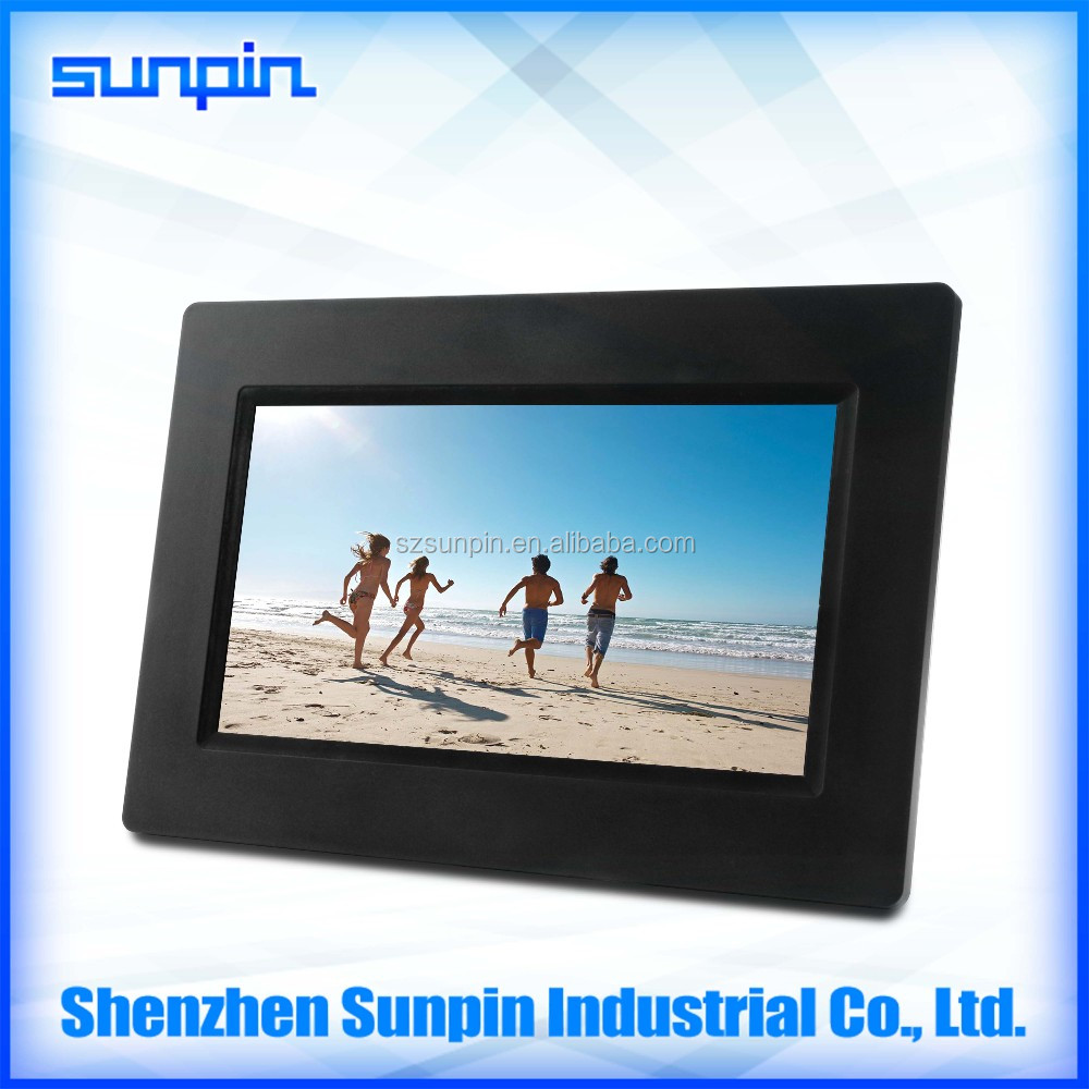 China 14 Years Professional Factory 7 inch Best Digital Frames to Buy