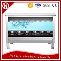 automatic dishwasher/industrial fruit washing machine