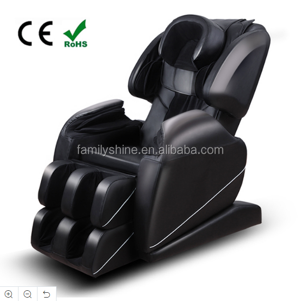 Electric Full Body Shiatsu Recliner Bluetooth Music Massage Chair FS-2020z