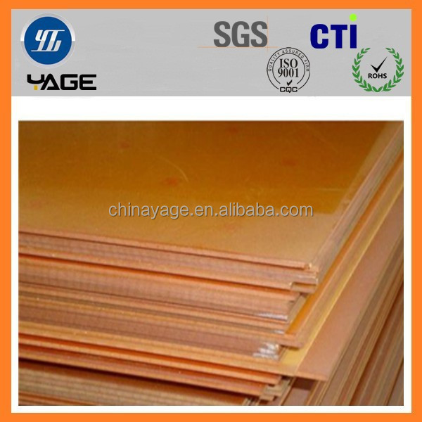 hot photo bakelite plate panel price for raw materials