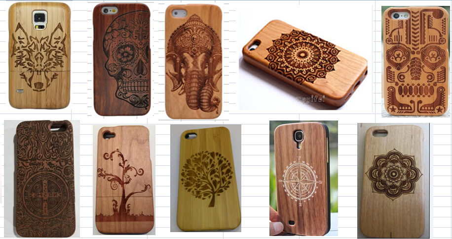THE NEWEST NEOpine WOOD cell phone case for Iphone 6