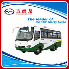 Second hand 25 seats Mini Stock Bus for 20% discount promotion