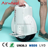 2016 electric scooter off road Q3 Airwheel twin wheel unicycle