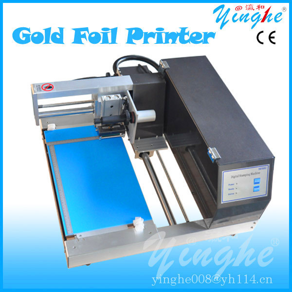 high accuracy 3050a digital foil printer