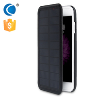 New design oem flip power case for iphone 6s mobile phone cover/solar power bank