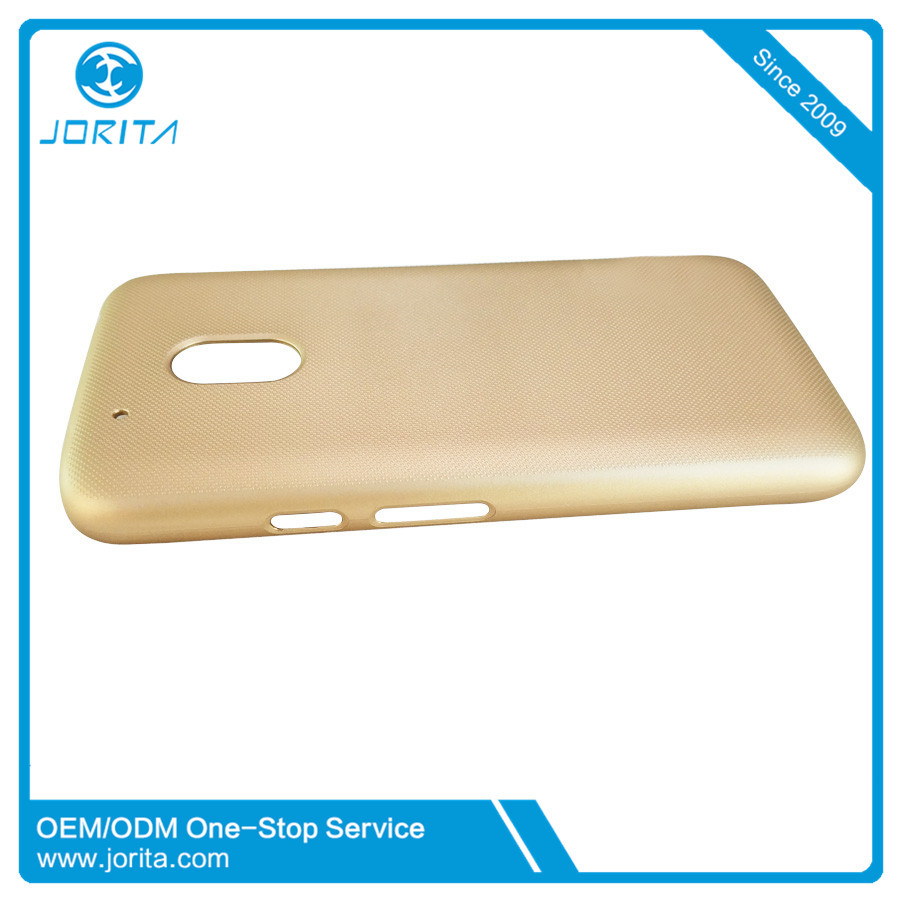 Compatible Brand Plastic oem cell phone parts with moto g4 play mobile phone case