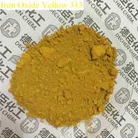 iron oxide yellow 313 Cheap Iron oxide pigment price