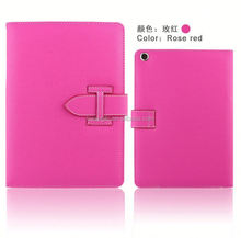 Newest Fashion USAMS Smart Wake Sleep Function remax leather case for ipad popuplar phone cover