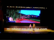 P4 super bright indoor full color led display screen/screen display indor/display screen for bar