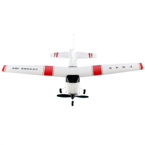 Rc plane china WLtoys F949 Skymaster Model Airplane scale 182 Cessna helicopter 2.4g 3CH middle size hot sales Rc plane