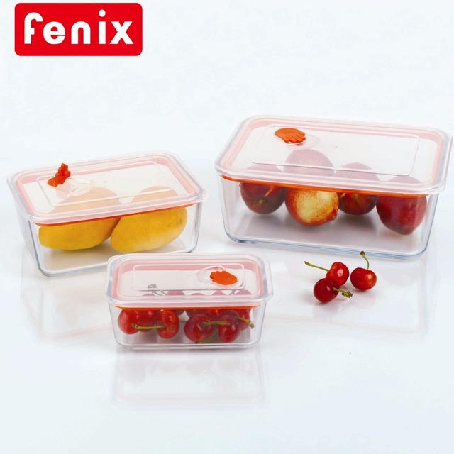Eco-friendly retangulare glass food microwave oven bento lunch box/glass airtight food container