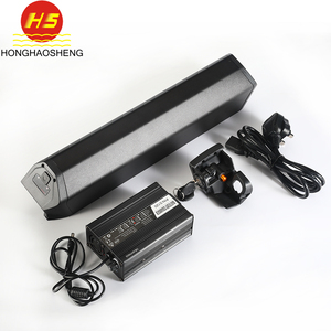 Factory directly supply 1000W hub motor li-ion battery pack 48v dorado down tube style lithium ion battery