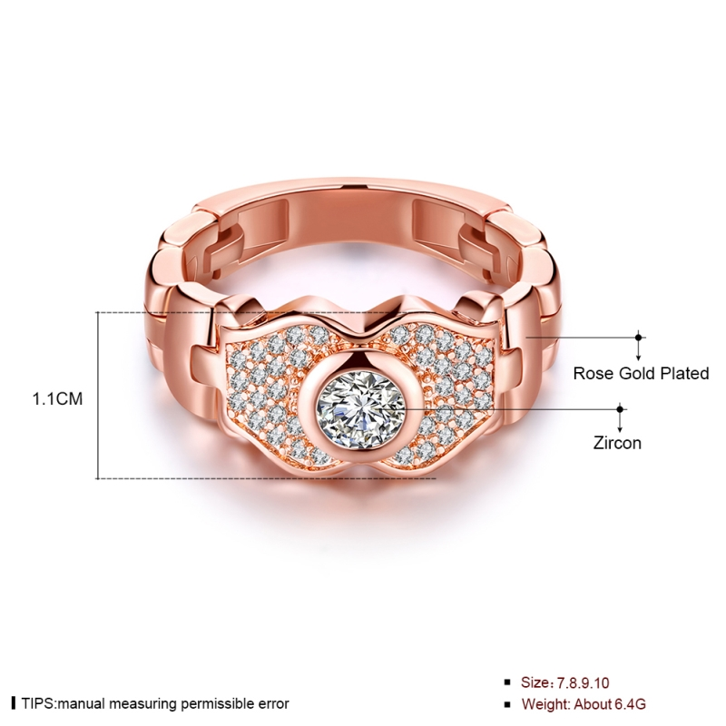 Women and Man Wedding Engagement Promise Rings 1 Gram Gold Ring