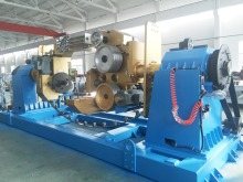 High Speed Double Twist Bunching Machine for Copper Wire