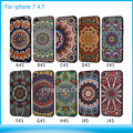 Chinese element national style printing for iphone 7 case mobile phone