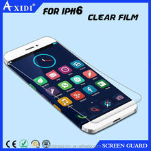 Good Quality Professional Clear Screen Protective Film Guard For Iphone 6 4..7 free samples