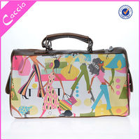 2015 New Design Fashion ladies stylish bags