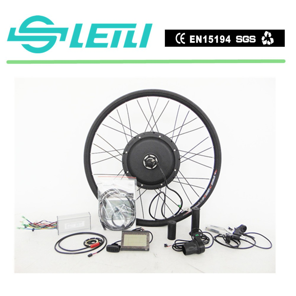 Electric Bike Conversion Kit 750w rear wheel hub motor