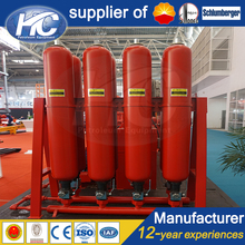 Different sizing of type 4 cng tanks / cng gas cylinder seamless steel gas cylinder