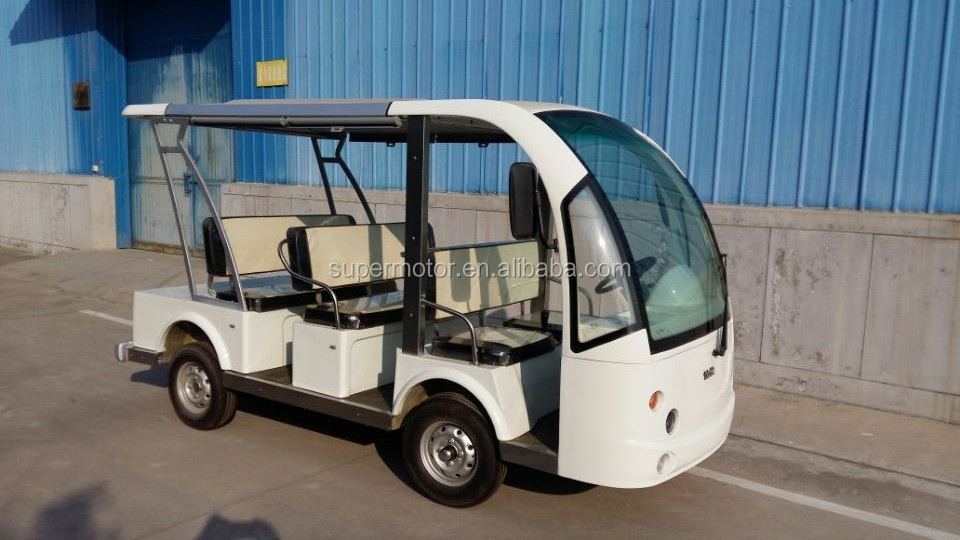 China best price 8 Seater Electric Sightseeing tour passenger bus/Electric Sightseeing Bus