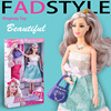 New Design Toys Fashion Girl Doll