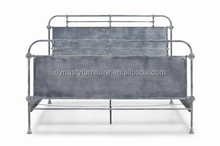 industrial funiture metal iron beds