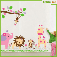 Fashionable&Cute Cartoon Decorative Children Wall Sticker