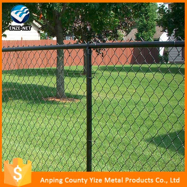 Professional galvanized pipe fence clamps