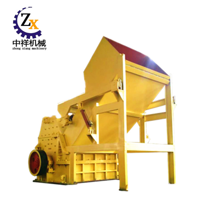 Car engine mobile metal scrap tin box crushing plant