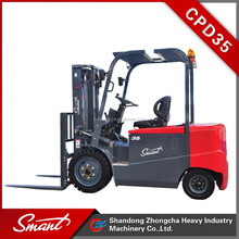 CPD35 Heavy Electric Forklift Truck Price