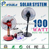 High quality factory supply 180W portable Solar Power System with 500W output directly
