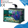 new design fashion goldfish mini aquarium tank
