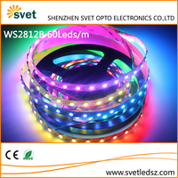 Magic! SMD5050 dream color DC5V WS2812B 60Leds/m digital led strip light