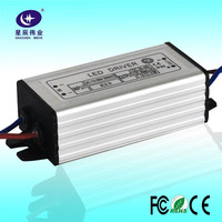 China supplier wholesale 10w 300mA 30-48V10series 1parallel SMPS flood light dedicated power supply