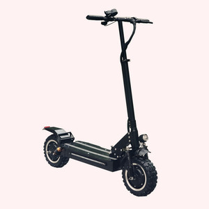 2018 newest 3200W/2400w dual motor off road tyre adults foldable electric scooter