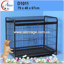 pet goods metal wire dog cage expanded metal dog cage