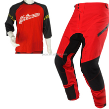 Offer OEM/ODM service off-road motocross jersey and pants