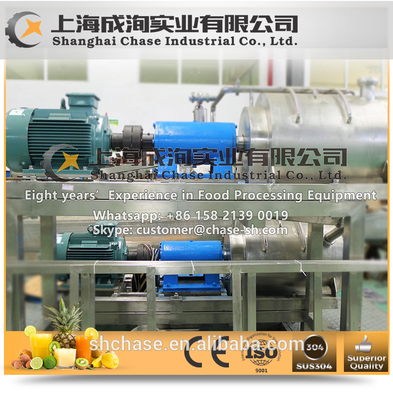 Best selling automatic industrial pineapple juice extractor machine