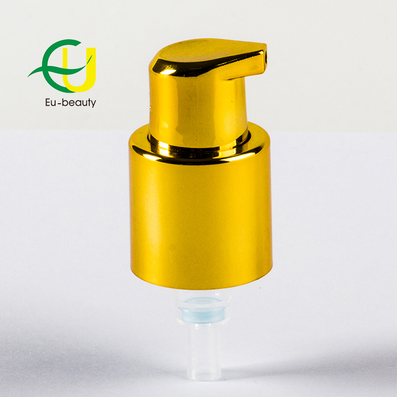 20/410 gold UV plastic treatment pump outer spring pump