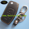 Big Discount leather car key case for ford key cover car key case