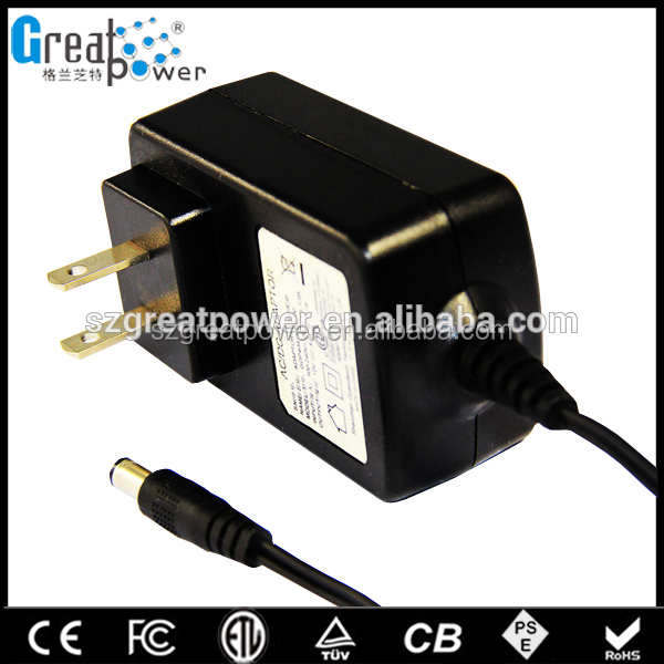 power supply wall ac dc adaptor 12v 500ma best quality