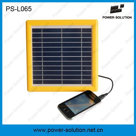 portable solar lantern and phone charger function for rural areas