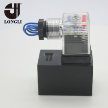MFZ3-22 Hydraulic fitting electromagnet for solenoid valve