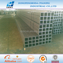 carbon ms square steel tubing strength