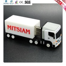 Creative Truck Shape Thumb Drives U Disk
