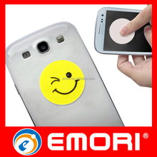 Best Selling Items Promotional Gifts Custom Logo Screen Cleaner Mobile Phone Sticker