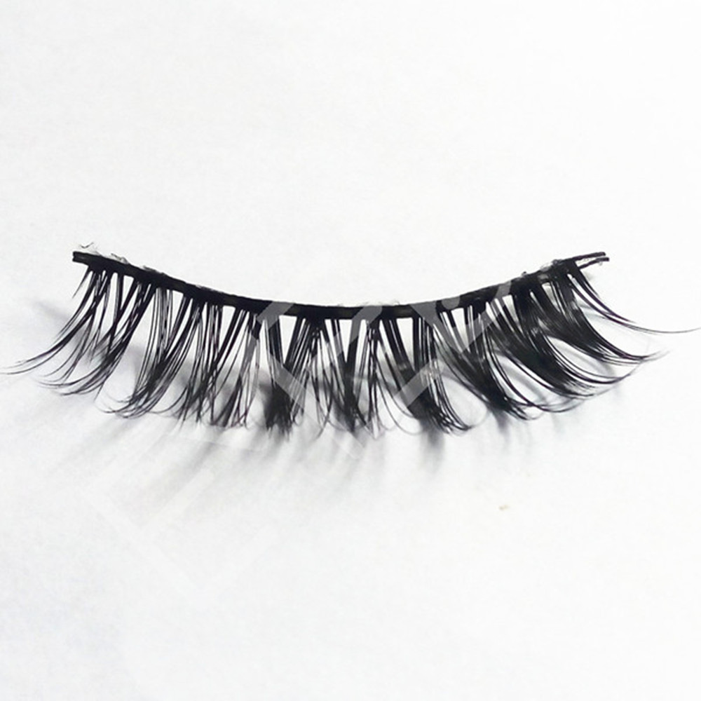 Premium 3D Silk Lashes 100% Real Perfect Silk Lashes Handmade Crossing Group Natural Eyelashes Private Label
