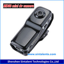 mini DV MD80 manual waterproof hd Sport dvr action Camera smallest camera in the world
